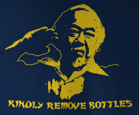 the Karate Kid T Shirt