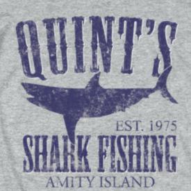 Jaws Quints Shark Fishing