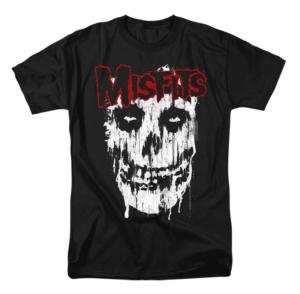 misfits rock t shirt